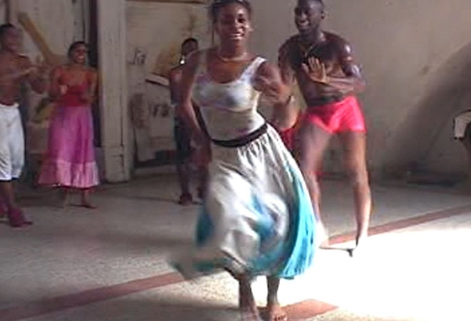 Mambo in Havana with Ban Rra Ra