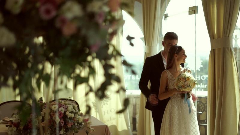 SDE ролик в день свадьбы Руслана и Риты