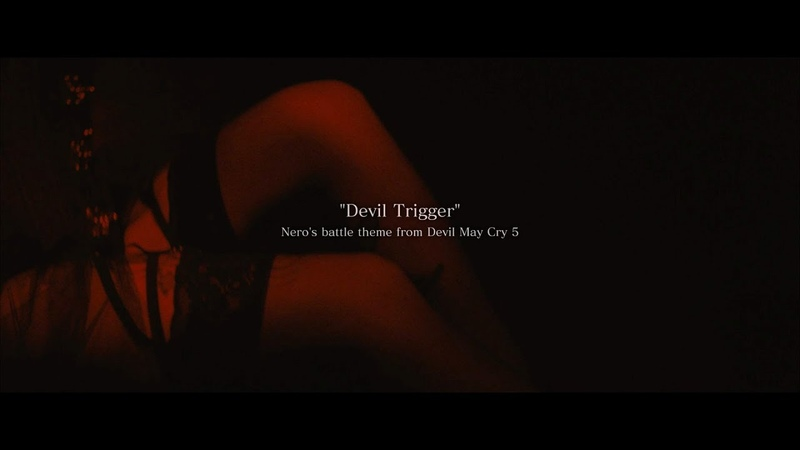 Casey Edwards feat. Ali Edwards - Devil Trigger [Official Music Video]