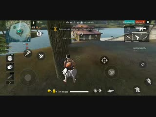 Ложу сквад 😈free fire epic moments