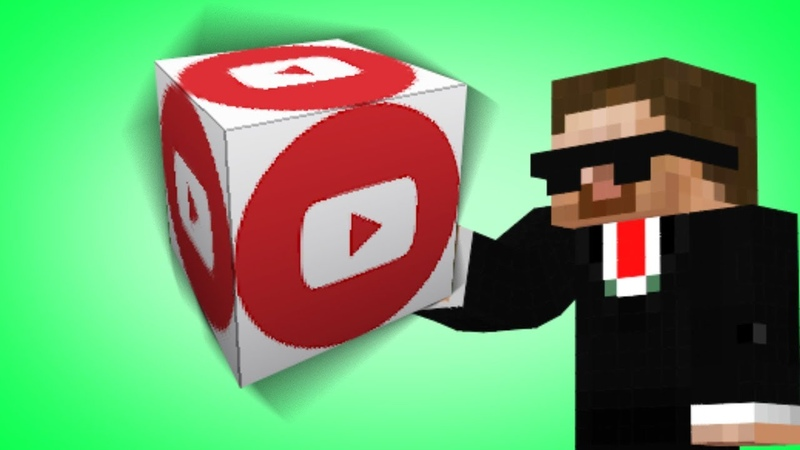 ЛАКИ БЛОК ЮТУБЕРА YOUTUBER LUCKY BLOCK 499