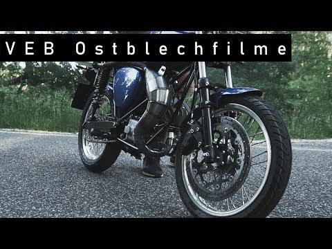 Simson S51 Tuning mit Zulassung! | VEB Ostblechfilme |
