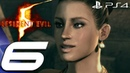 Resident Evil 5 (PS4) - Gameplay Walkthrough Part 6 - The Caves [1080P 60FPS]