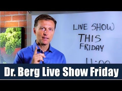 Dr Berg Karen Live Q A Friday July 20 on the Ketogenic Diet and Intermittent Fasting