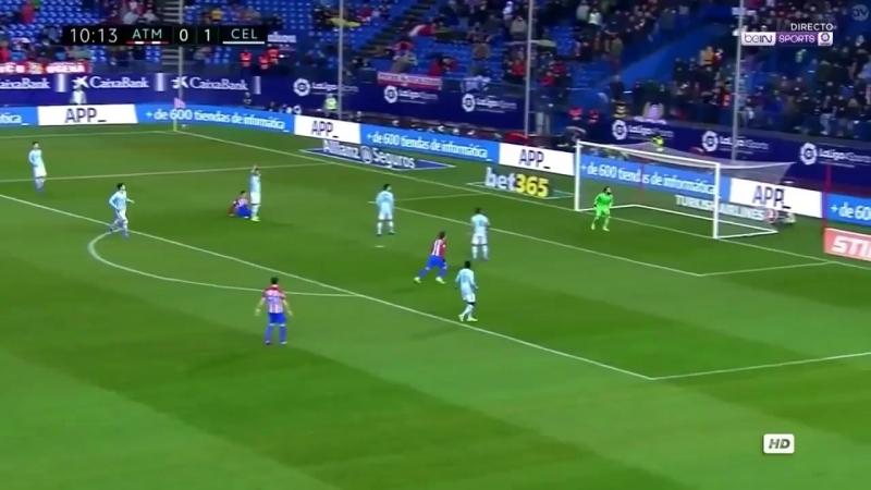Невероятный гол Фернандо Торреса в ворота Сельты