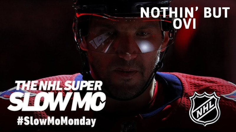 Super Slow Mo Nothin' But Ovi