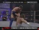 TNA Impact 04.03.2005 ЭйДжей Стайлз ч пр. Кида Кэша матч за чемпионство Х-Дивизиона