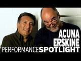 Peter Erskine &amp Alex Acuna performing