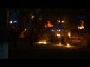 Огненно-пиротехническое и световое шоу