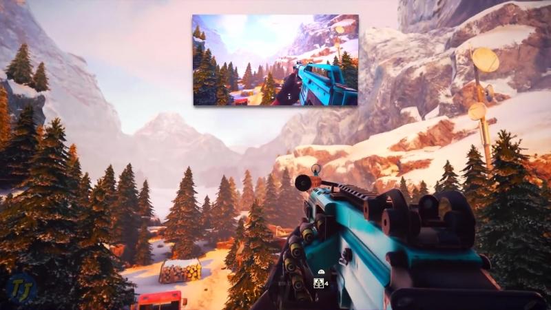 Gun Sync Rainbow Six Siege: Imagine Dragons - Believer
