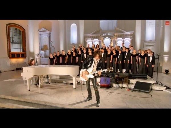Aerosmith - Dream On (with Southern California Children's Chorus) - Boston Marathon Bombing Tribute