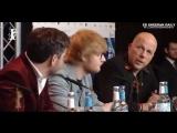 Пресс-конференция фильма «Автор песен» на Берлинском международном кинофестивале | 2018 (русские субтитры)