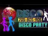 The Best Dance &amp Disco Collection 70's,80's and 90's Disco Hits