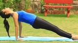 Purvottanasana - Upward Plank Pose Yoga for Respiratory Problems Stretching Yoga