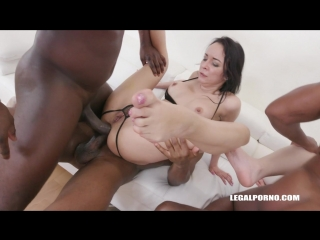 Luna Rival  Francys Belle - dirty fisting  kinky way of sex Part 2 IV147