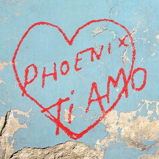 Phoenix альбом Ti Amo