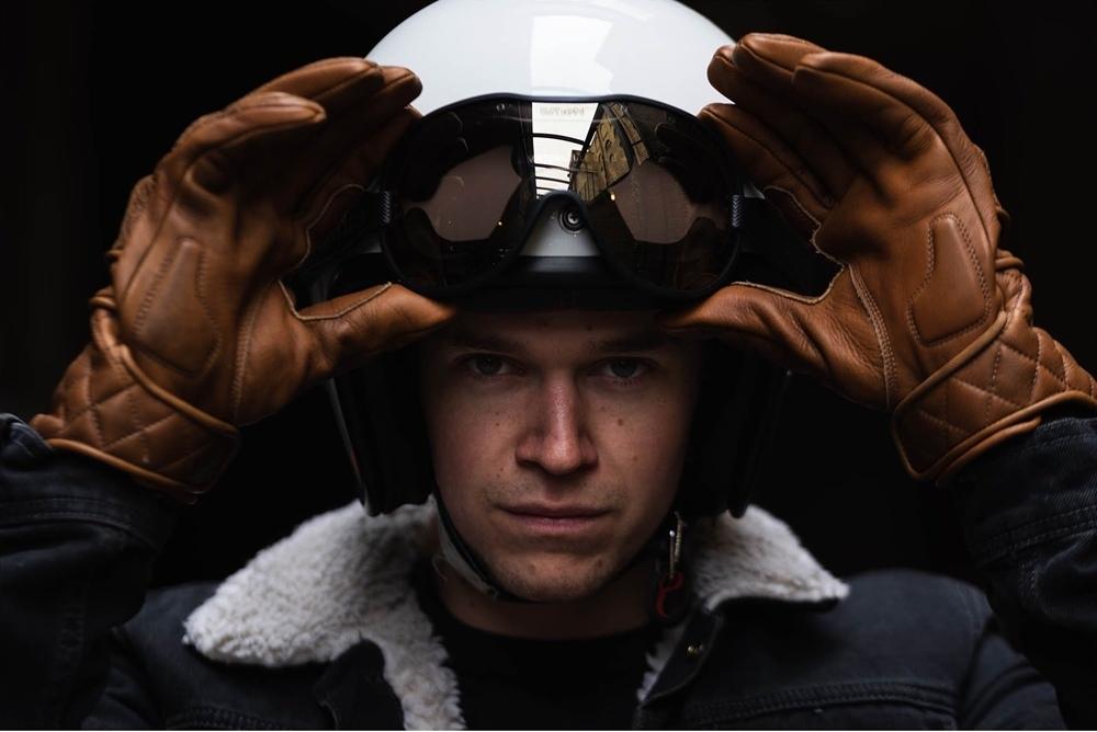 Защитные очки BSMC x Ethen Cafe Racer