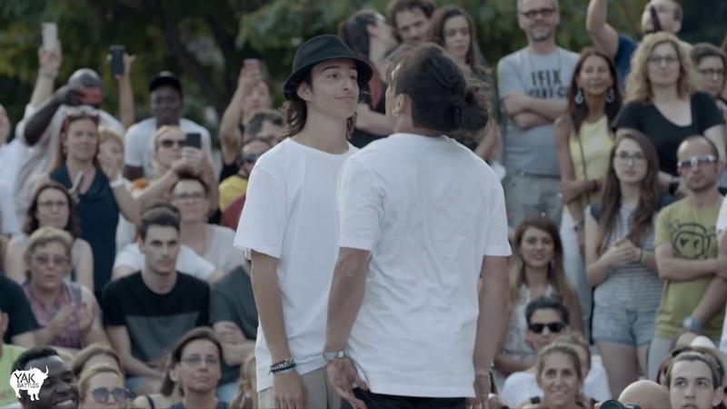 TONINI vs. MOWGLI FINAL | Red Bull Dance Your Style MILANO | YAK BATTLES | Danceproject.info
