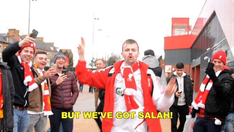 We've Got Salah Liverpool Song - Richy Sheehy feat. Marc Kenny - Lyric Video
