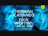 ТРАНСЛЯЦИЯ I HD 22-1o-2o18 _ Nick Warren b2b Hernan Cattaneo @ Free Your Mind - ADE 2018