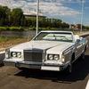 Ретро авто Lincoln кабриолет на свадьбу Минск