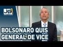 Bob Fernandes Bolsonaro quis general de vice PRP não quis E como roubavam bilhões na ditadura