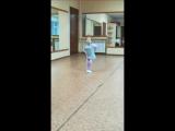 самые маленькие танцоры