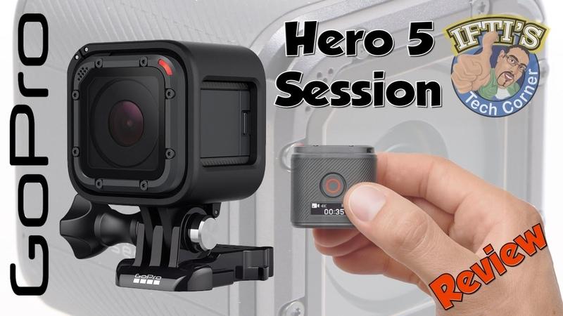 GoPro Hero 5 Session - Full REVIEW SAMPLE CLIPS!