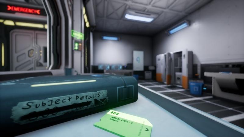 VR Games: Test Subject 901 Атмоферный хоррор. Обзор и 100% прохождение инди игры