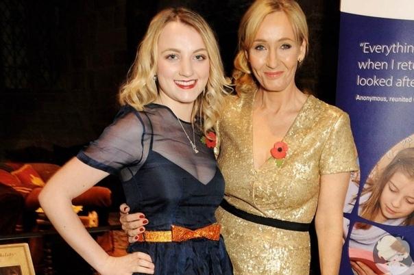 Звезда «Гарри Поттера» Эванна Линч рассказала, как Джоан Роулинг спасла ее от анорексии