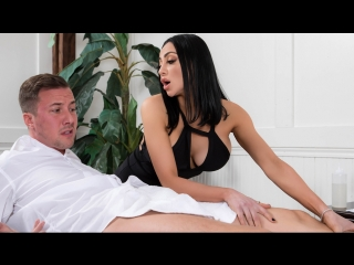 Audrey bitoni [hd 1080, big tits, brunette, blowjob, pov, massage, porn 2018]