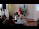Выступление Юли Макиенко на педагогической конференции в Администрации района 🇷🇺