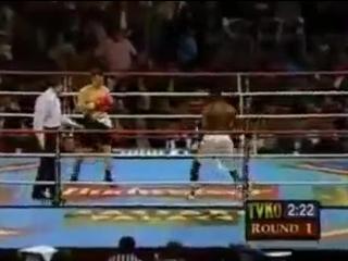 Флойд Мейвезер vs Джерри Купер (полный бой) [18.01.1997]