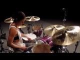 Lindsey Raye Ward -Sia- Chandlier (Drum cover)