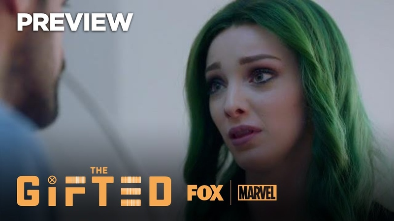 Preview: It's A Dawn Of A New Age   Season 2   THE GIFTED