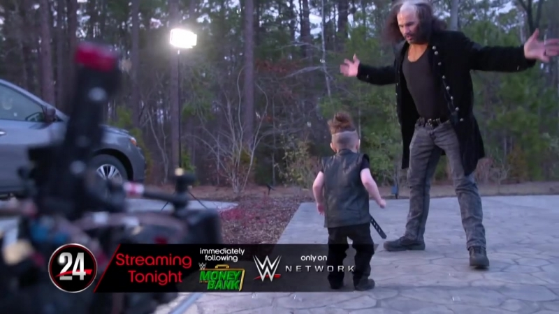 Go behind the scenes of the The Hardys Ultimate Deletion WWE Network Bonus