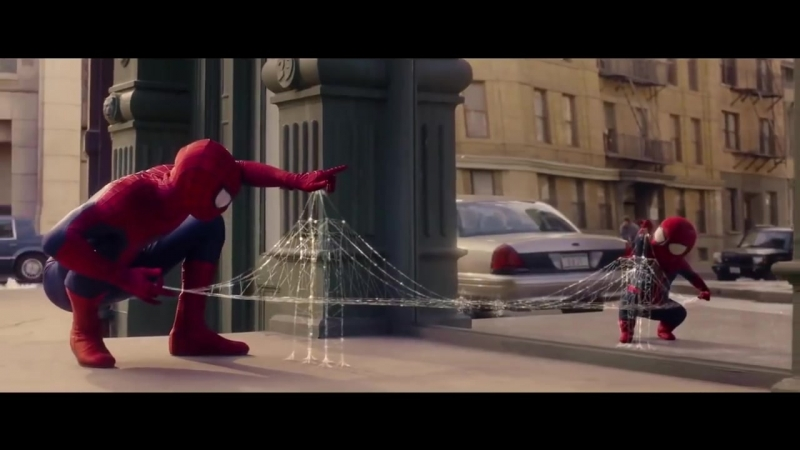 THE AMAZING SPIDER-MAN 3 Evian Baby me 2 Official Spot [HD].mp4