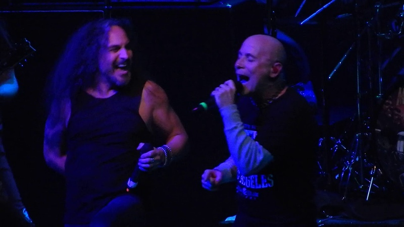 Metal Allegiance - Room For One MoreDying Song {Gramercy Theatre NYC 9618}