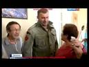 Пореченков в Донецке Братание с Гиви и Моторолой 30 10 Донецк Украина Донбасс