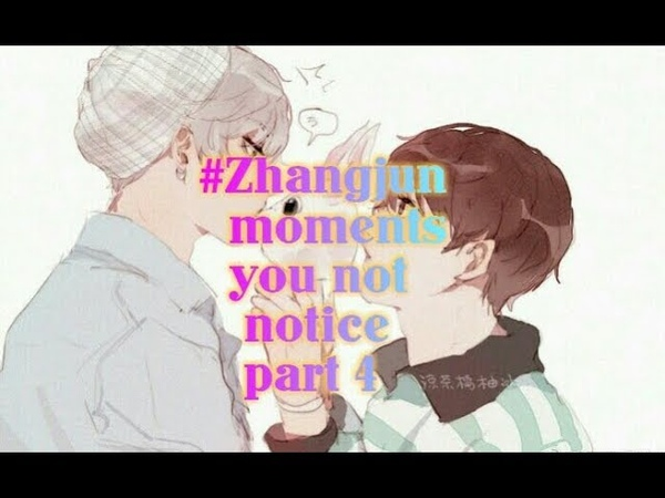 Idol Producer ♥ Nine Percent You Zhangjing Lin Yanjun - 长得俊 Cp Moments part 4