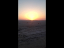 Рассвет в Сахаре Тунис