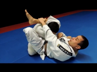 Triangle choke from guard - brazilian jiu-jitsu - bjj