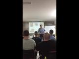 Конференция «8 техник масштабного роста бизнеса» в Ейске. Иван Шевнин