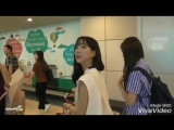 LOOK SHE IS SO KIND AND WARM HEARTED PART 1 Eunha jungeunha jungeunbi