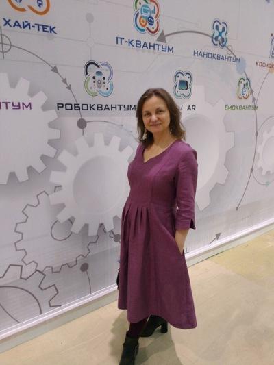 Анна Долгова