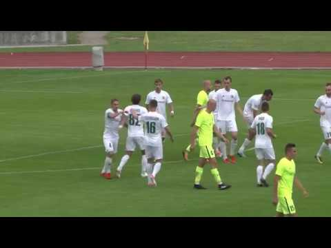 ТМ. Ворскла - Жиліна (Словаччина) 1-0 (28.06.2018)
