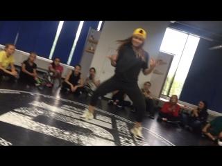 Reggaeton intensive by Olya BamBitta//Scorpion & Manasa - Ta Malo