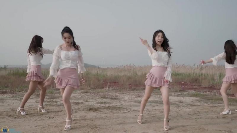 꽃누나 Flow sister MV 꽃 같은 사랑 Love like a Flower 음원유통 디지털싱글 위프엔터테인먼트