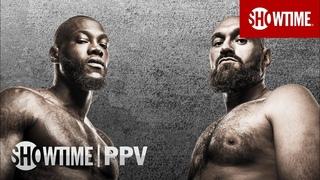 Deontay Wilder vs. Tyson Fury | December 1 on SHOWTIME PPV