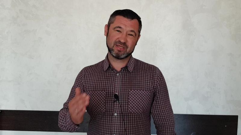 Будь предельно ясным пастор Руслан Сальнов